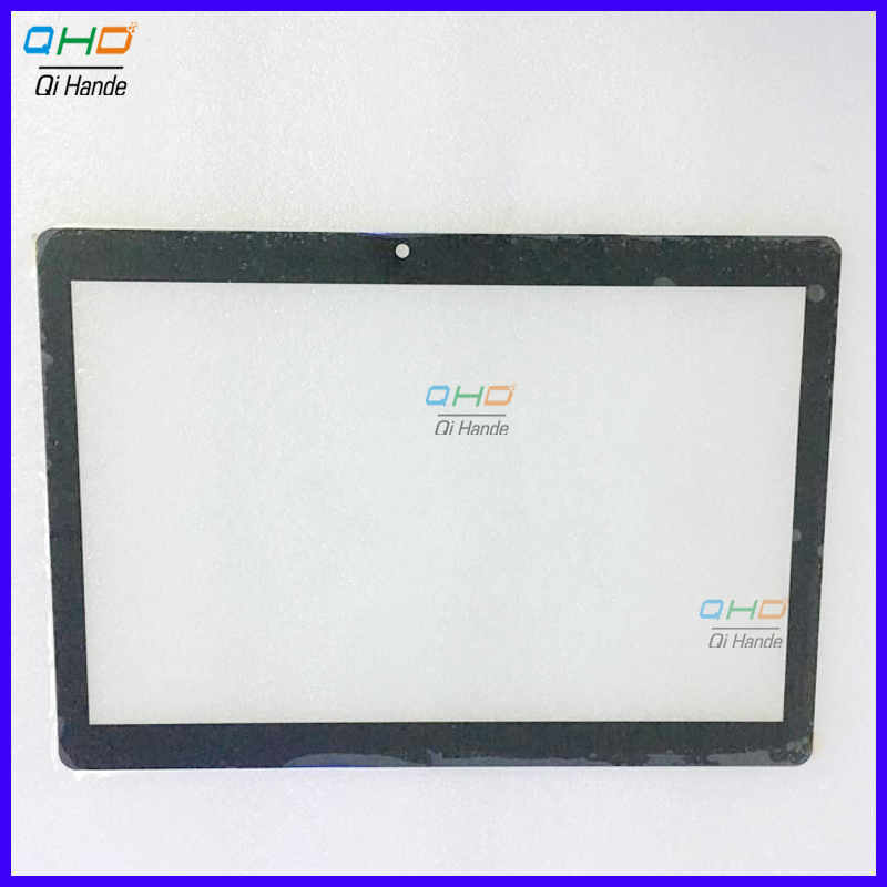 For 10.1'' <font><b>inch</b></font> Digma Plane 1584S 3G PS1201PG tablet PC Touch screen digitizer panel sensor Kids tablets /Tempered Glass film image