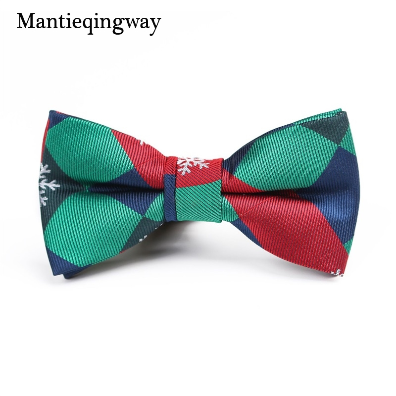 Mantieqingway Brand Christmas Bow Ties for Baby Boys Shirt ...