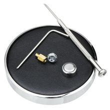 лучшая цена Watch Jewelry Case Movement Cushion Protective Pad Holder Change Remove Holder Watchmaker Repair Tool Kits For Women Watch Men