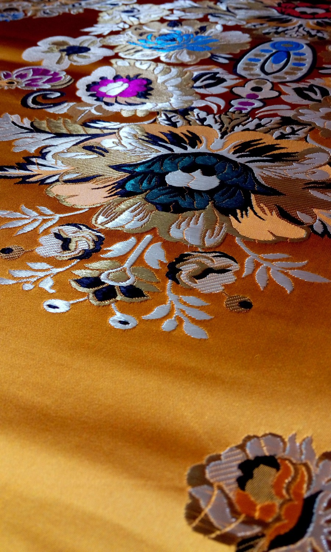 չինական ավանդական մետաքսե բրոկադ 75CM - Արվեստ, արհեստ և կարի - Լուսանկար 6
