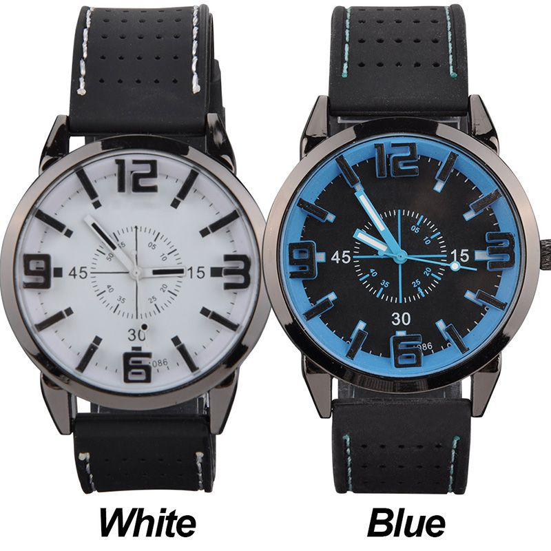 online shop men watch 2015 quartz watch rubber strap band online shop men watch 2015 quartz watch rubber strap band wrist watchest men gift shipping pmpj579 10 aliexpress mobile