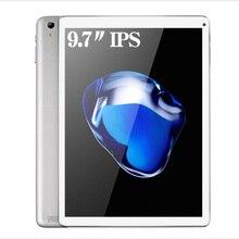 9.7 дюймов Tablet PC оригинальный 3 г телефонный звонок Две сим-карты Android 6.0 Octa core 4 ГБ ди барана; 32 ГБ ROM Wi-Fi Bluetooth GPS таблетки