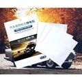 1 шт. утолщенный автомобильный статический стикер передний блок стикер автомобиля статический стикер