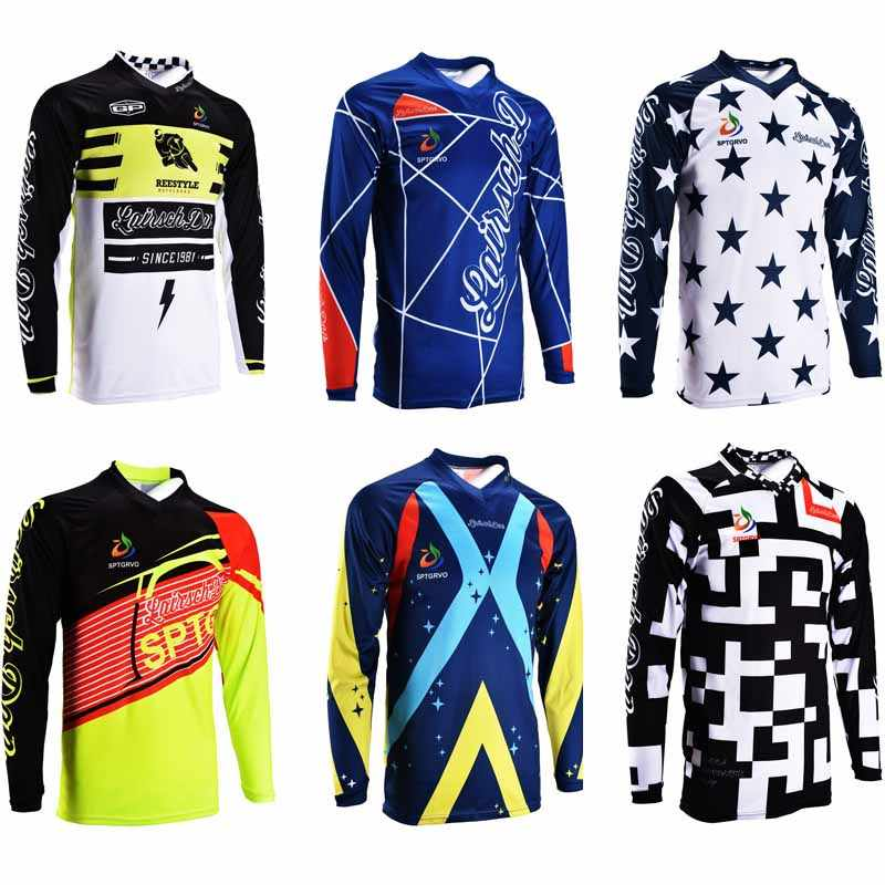1513406ac SPTGRVO LairschDan T-shirt enduro mx mtb downhill jersey 2019 motocross dh clothing  mountain bike