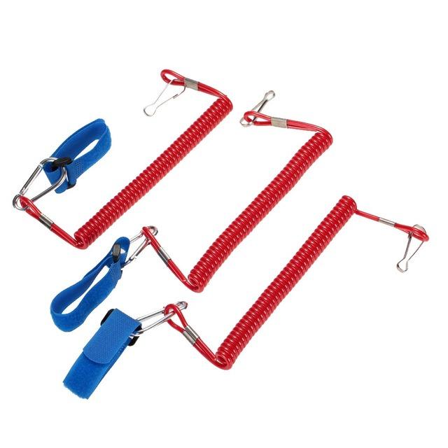 3 Pcs/Set Elastic Coiled Paddle