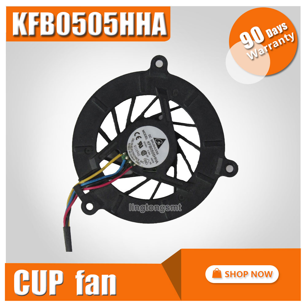 original for ASUS cooling fan F3 F3J F3S KFB0505HHA LAPTOP CPU FAN Free shipping centechia cooling fan for f3 f3j f3s a8 z99 x80 n80 n81 f8s z53 m51 f3h cpu cooler 100% brand new original laptop