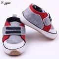 2016 Nuevo Estilo de zapatos de Bebé Inferiores Suaves Primeros Caminantes Niños y Niñas Transpirable Primeros Caminante Nacidos Zapatos de Bebé Zapatos de Niño GZ041