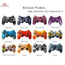Bluetooth For Sony Playstation 3/ps2/pc Controller Wireless Gamepad Joystick For Playstation3 SIXAXIS Gamepads цена