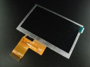 4,3 480*272 ЖК-дисплей TFT монитор с пультом дистанционного управления 2AV VGA для автомобильного монитора
