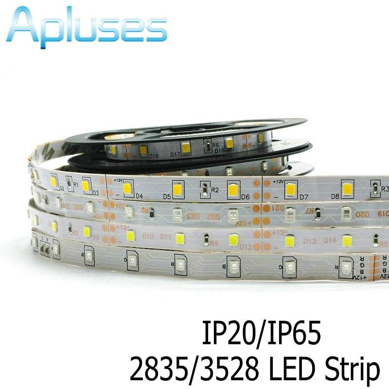 Flexible Led Light Strip 3528 Smd 12 Volt Quality Lighting: 2835/3528 LED Strip SMD 12V Flexible Light 300LED LED Tape