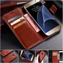 Чехол-бумажник для Samsung Galaxy A8 Plus 2018 NOTE8 A7 S7 S8 S9PLUS J7 J5 J3 PRO J510, флип-чехол из искусственной кожи с подставкой