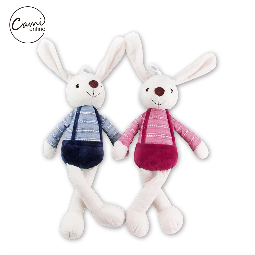 37 cm Baby Soft Plush Lops Rabbit Rattle Boys Girls Mobile Hanging Bed Stroller Toys Infant Newborn Sleep Appease Doll Brinquedo shiloh crib stroller toy crib mobile baby plush doll infant children newborn boy girl gift with 60 songs musical box holder arm