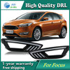 Case For Ford Focus 2014 2015 2016 Turning Signal Relay Waterproof Car DRL 12V LED Daytime