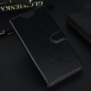 Para leagoo m5 m7 m8 m9 m11 pro flip carteira de couro caso do telefone capa para leagoo m5 mais preto coldre casos de proteção