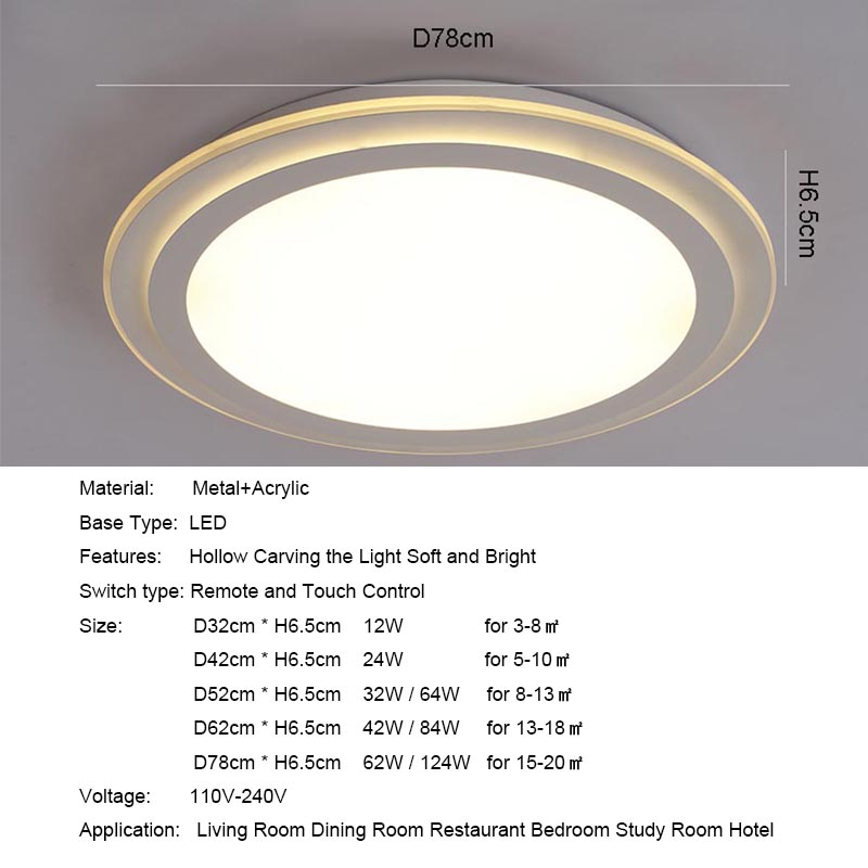 Romantic Birds Nest Modern Led Ceiling Light Living Room Fixture Fixture Bedroom Kitchen Surface Mount Embedded Panel Remote Control Back To Search Resultslights & Lighting
