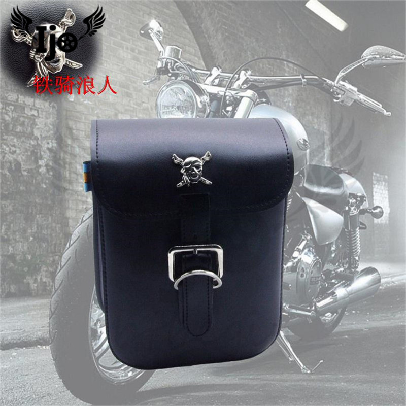 alforjas para moto tail bag for Vespa piaggio benelli harley softail mochila moto givi sacoche moto saddle bag motorcycle bag
