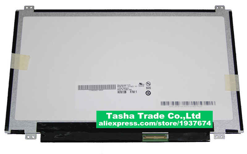 N116BGE-L42 LP116WH2 N116BGE B116XW03 V.1 B116XW01 V0 N116BGE-L41 11.6 Slim LED LCD Right and Left Screw