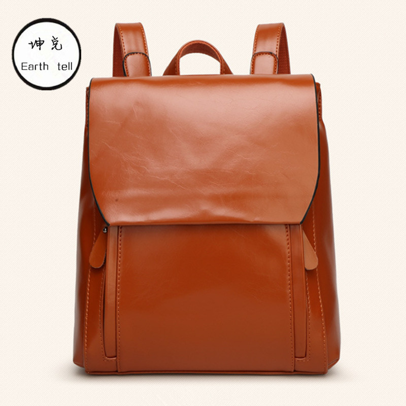 Fashion Designer PU Leather Women Backpack Drawstring School Bags For Teenagers Girls Female Travel Shoulder Bag BackPacks fashion women leather backpack female backpacks school bags for teenagers girls daily backpack travel shoulder rucksack feminina