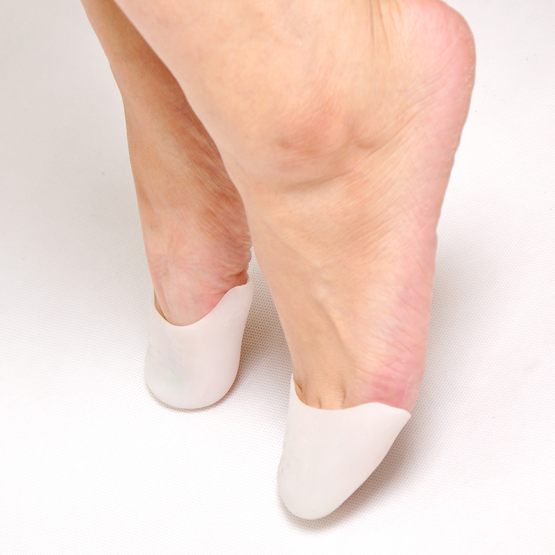 1pair Ballet dance toe cover toe protector shoe cover ballet shoes cover free shipping #410B