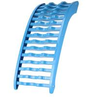 Magic Back Stretcher Lower Lumbar Massage Support Spine Pain Relief Chiropractic Lumbar stretch calibration device