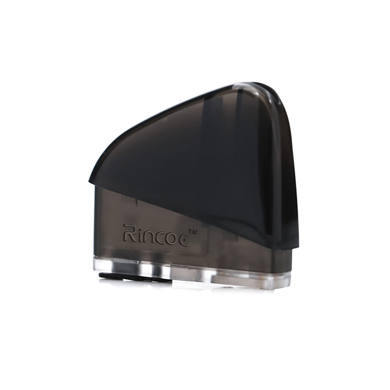 , Original Rincoe Ceto Vape Pod System All-in-one Starter Kit with 370mAh Battery 2ml Cartridge vs justfog c601 suorin air kit