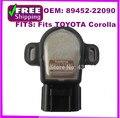 Throttle Position Sensor Fits TOYOTA Corolla Celica  Lexus SC400   89452-22090 8945222090