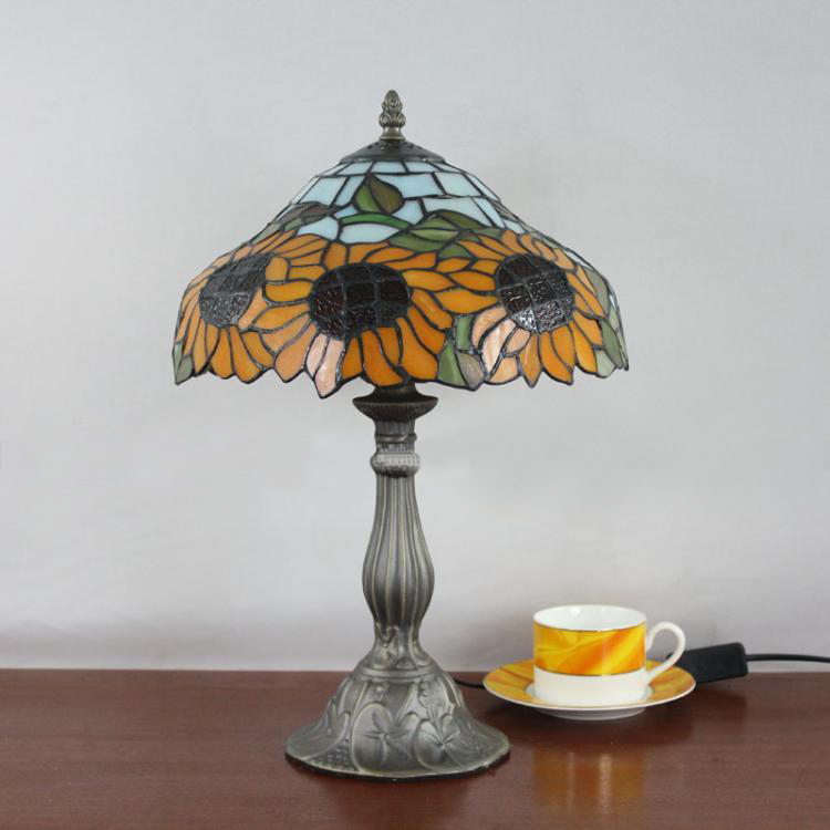 Popular Sunflower Stained Glass Pattern Free Buy Cheap