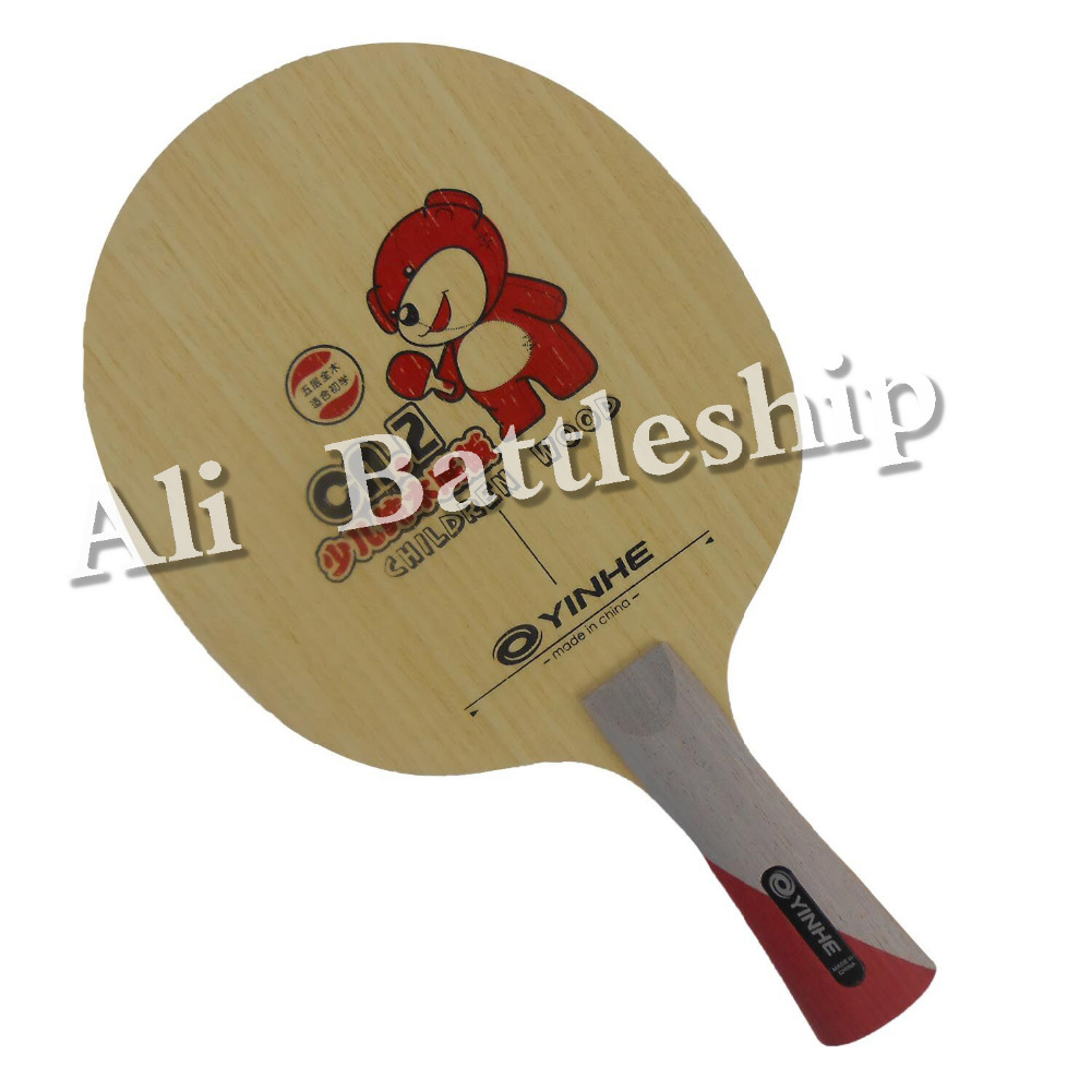 Original Yinhe Milky Way Galaxy CN.2 CN2 CN 2 CN-2 For Children Training Table Tennis Pingpong Blade
