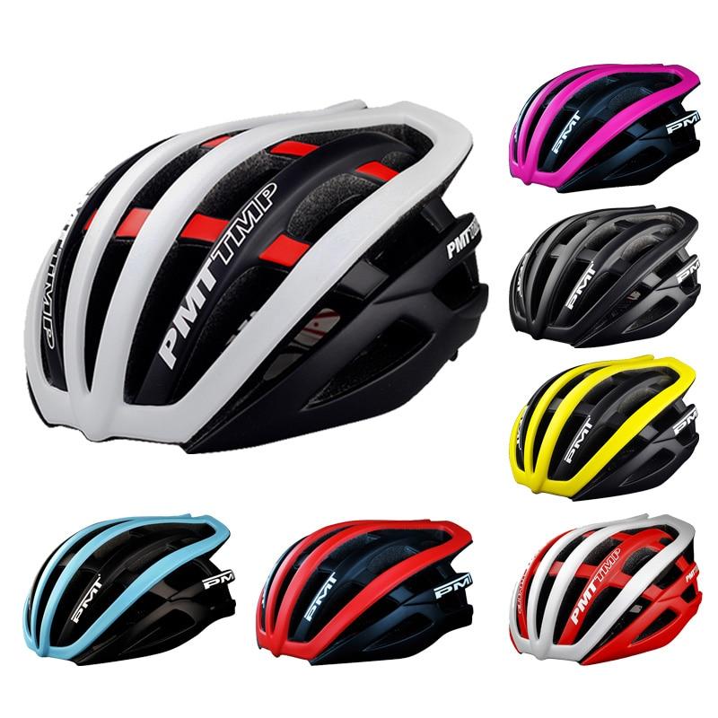 PMT Hot Sale Cycling Helmet Ultralight In mold Bicycle Helmet Breathable Road Mountain MTB Bike Helmet