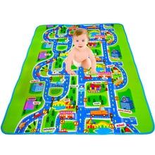 Купить с кэшбэком 0.5cm Thickness Baby Play Mat For Children's Rug Eva Foam Baby Toys For Children Mat Carpet Kids Rug Children Carpet Puzzle Mat