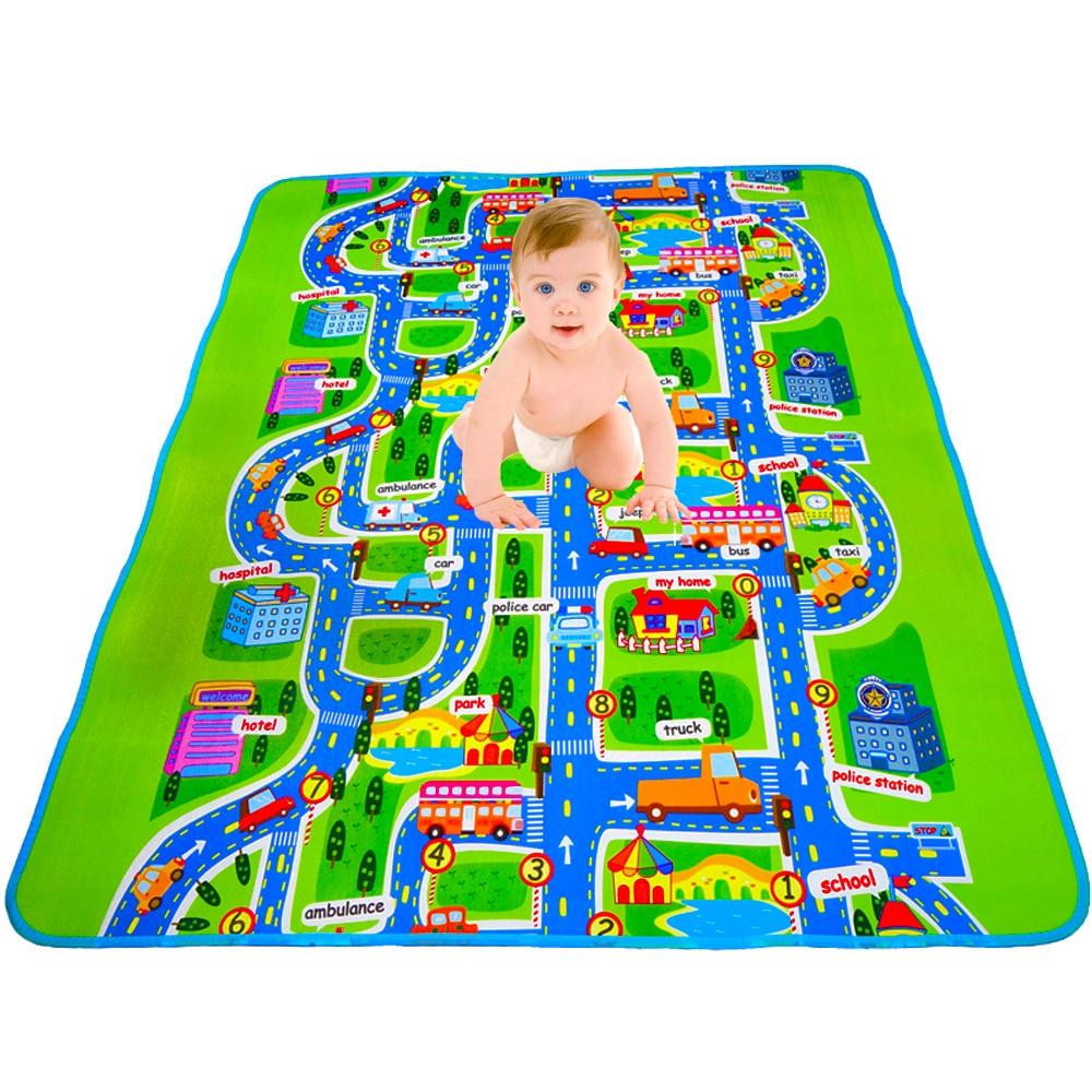 Thickness Baby Play Mat For Children's Rug Eva Foam Baby Toys For Children Mat Carpet Kids Rug Children Carpet Puzzle Mat