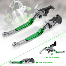 CNC Motorcycle Accessories Adjustable Folding/Foldable Extendable Brake Clutch Levers For Kawasaki z800/Z800 e version 2013-2016 for kawasaki z800 2013 2014 2015 2016 2017 2013 2017 z800 motorcycle cnc adjustable folding brake clutch levers handle
