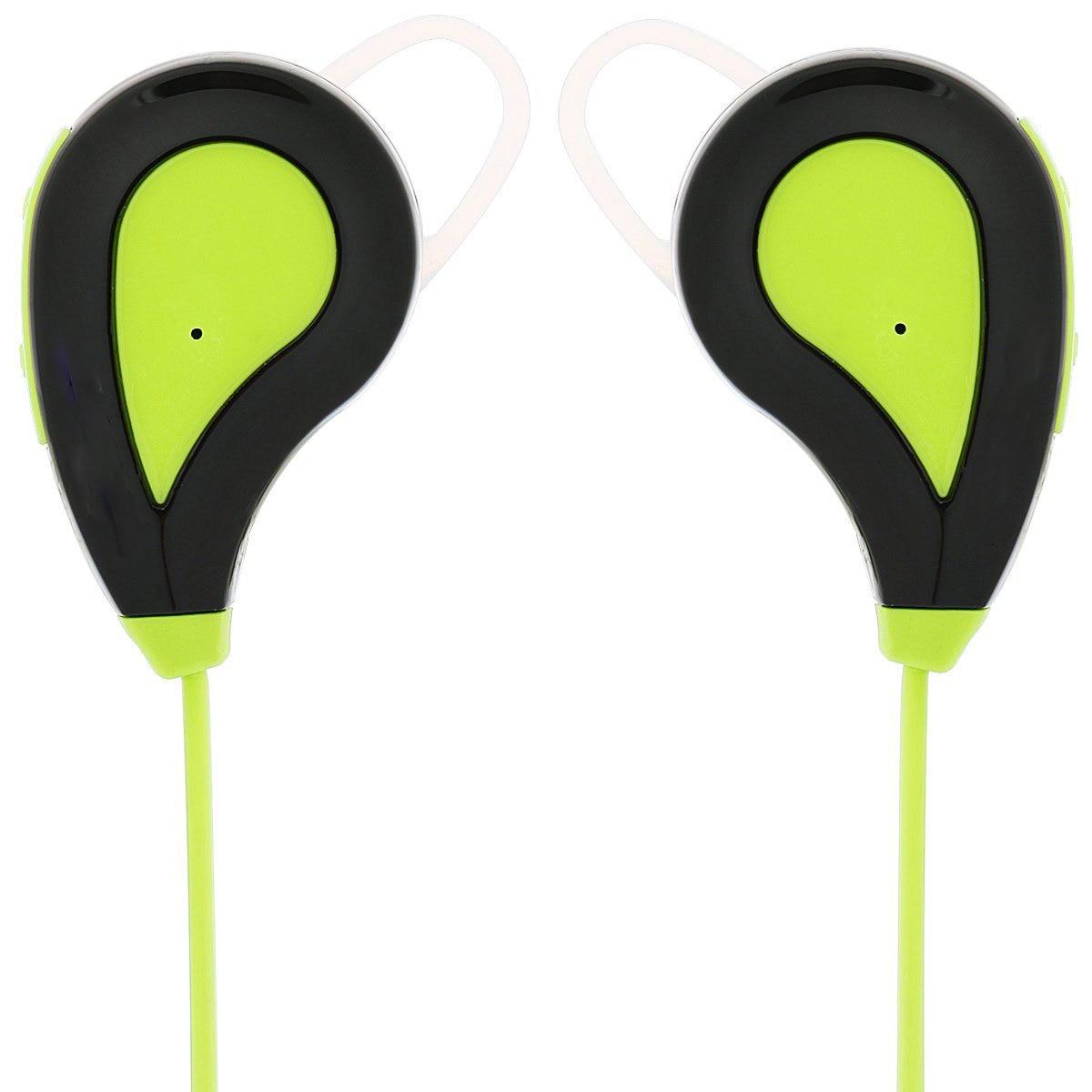 Bluetooth Wireless Stereo Headset Studio Music Handsfree Sweatproof Running Earbud Earphone for IPhone Samsung With Mic