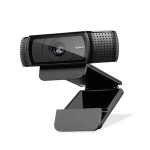 Image 2 - Logitech hd 1080p pro 웹캠 c920e 데스크탑 및 노트북 웹캠 무료 선물