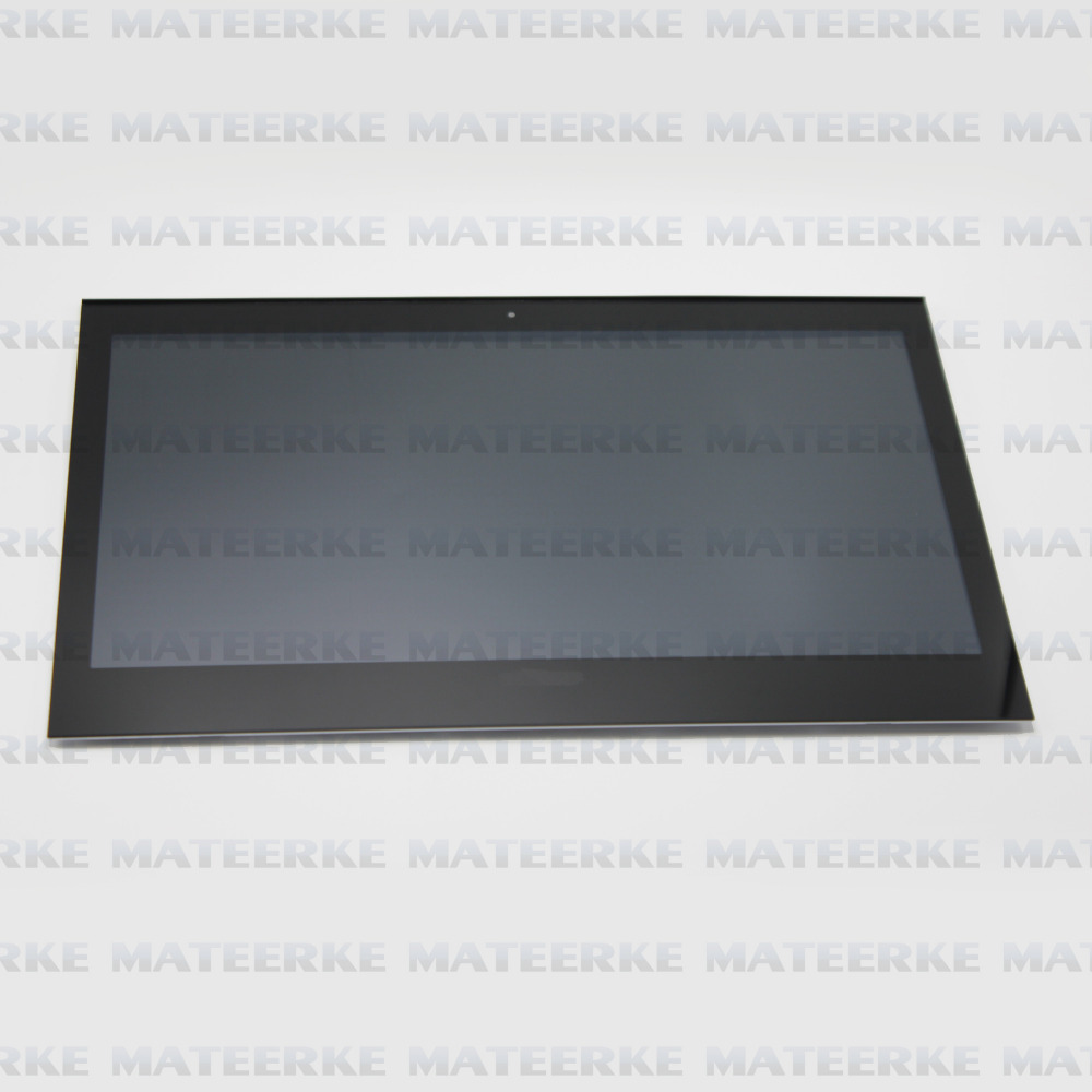 13.3 Laptop Touch LCD Assembly Screen +Digitizer + Bezel for Sony VAIO SVT131A11L SVT131A11T original 11 6 lcd touch screen bezel assembly display for sony vaio tap 11 svt112a2wl svt112a2wm svt112a2wp svt112a2wt