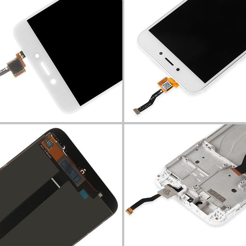 US $14 69 30% OFF|For Xiaomi Redmi 5A LCD Screen Tested Lcd Display+ Touch  Screen with frame Replacement For Xiaomi Redmi 5A Global Display 5 0''-in