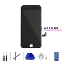 цены Quality AAA For iPhone 8 8G 8 Plus LCD Display Touch Screen Assembly Replacement pantalla Good 3D touch Free shipping