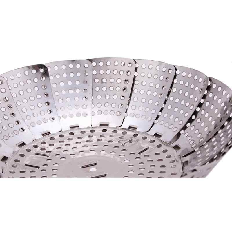 Полка для пароварки кухонная посуда кухонный аксессуар 1 шт. многофункциональная прочная стойка из нержавеющей стали Подставка для приготовления на пару подставка