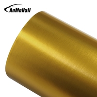 AuMoHall 1.52*20m DIY PVC Vinyl Car Wrap Film Car Sticker and Decals Many with Air Bubble Free Car Styling Whole Sale