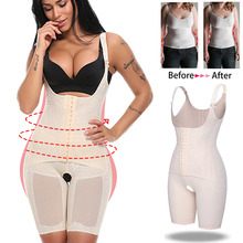 Miss Moly Full Body Shaper Invisible Butt Lifter Corset Push Up Recovery Shapewear Modeling Belt Women Tummy Control Underwear