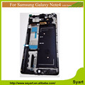 Note 4 N9100 frame bezel screen For Samsung Galaxy Note 4 LCD N9100 LCD Display With Touch Screen Digitizer Assembly DHL