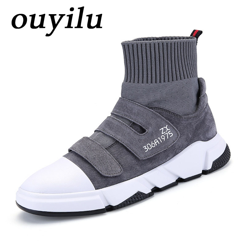2018 ouyilu Man Woman Brand Running Shoes Sneakers Men Sneakers Men Sneakers Super Light Adults Mens Outdoor Running Shoes