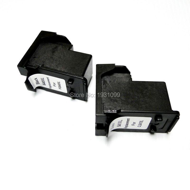 YOTAT 1 zestaw Odnowiony pojemnik z tuszem PG540 PG540XL CL541 dla - Elektronika biurowa - Zdjęcie 3