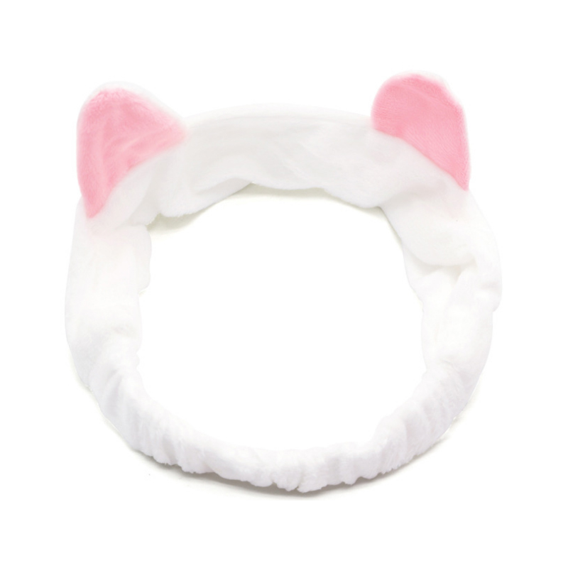 Creative cat ears headband hair band Tools Daily Hair Headbands Party Makeup Party Life Velvet Women Hair accessories in Women 39 s Hair Accessories from Apparel Accessories
