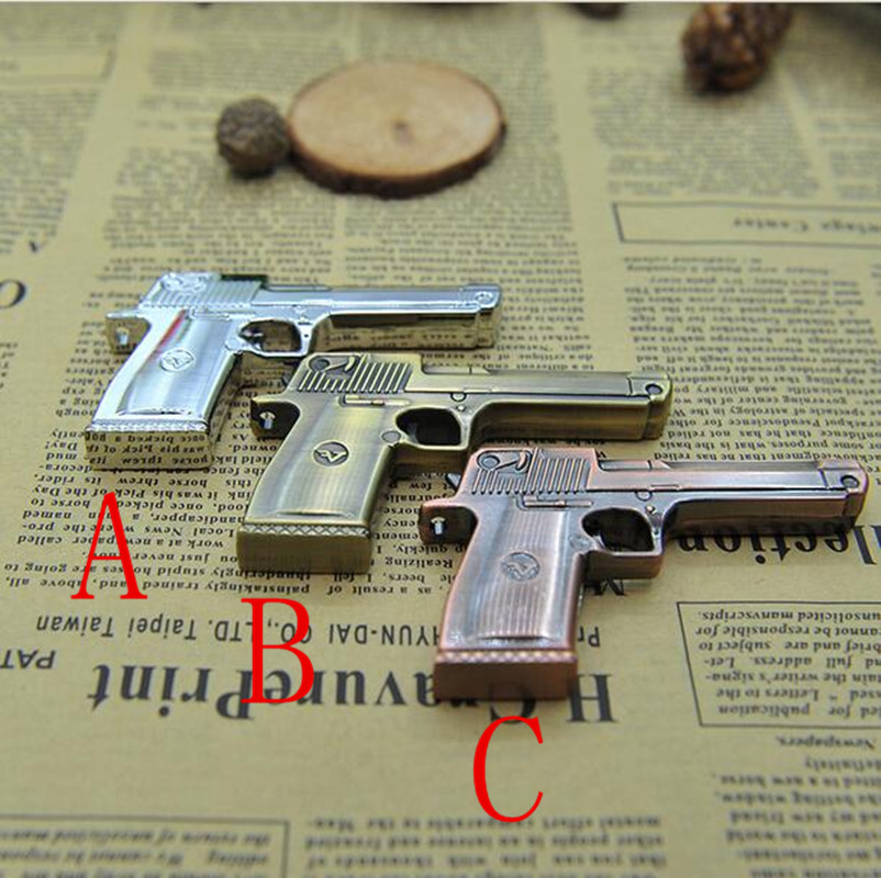 Metal Creative Weapon 1:1 Custom Gun Usb 2.0 Version Memory Flash Stick