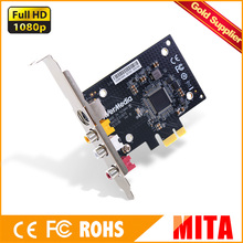 AVerMedia CE310B profesional SD PCIe tarjeta de captura con S terminal de captura de vídeo AV compuesto