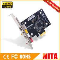 AVerMedia CE310B professional SD PCIe capture card with S terminal video capture AV composite