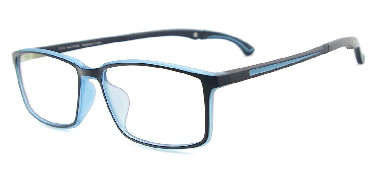Aliexpress.com  Compre Homens e Mulheres Leve TR90 Óculos de ... 819946e9af