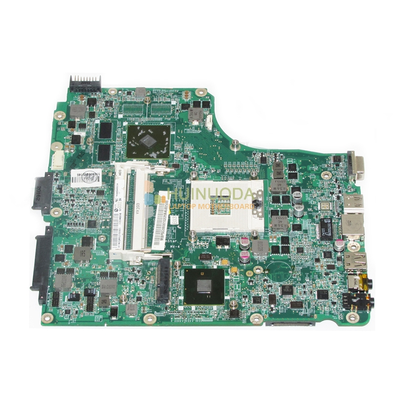 NOKOTION MBPSG06001 MB.PSG06.001 For <font><b>Acer</b></font> aspire 4820 <font><b>4820TG</b></font> Laptop Motherboard DA0ZQ1MB8D0 HM55 DDR3 ATI HD5000 Series GPU image
