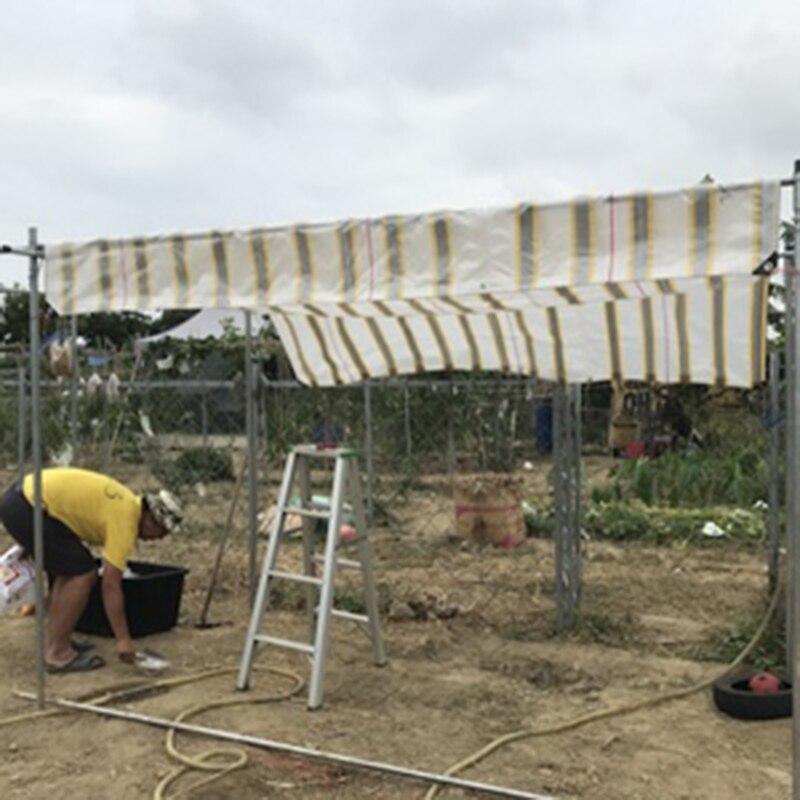Outdoor Waterproof Sun Shelter Shade Net (8)